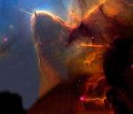 Nebulosa Trifid - Hubble